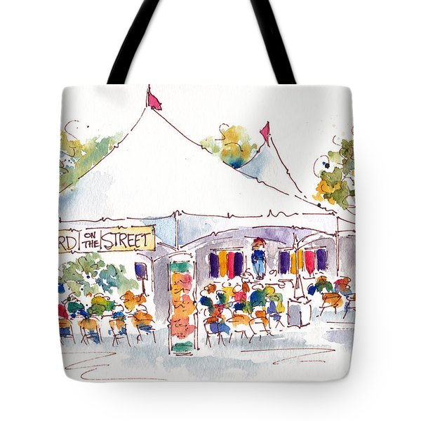 Word On The Street - Saskatoon Tote Bag
