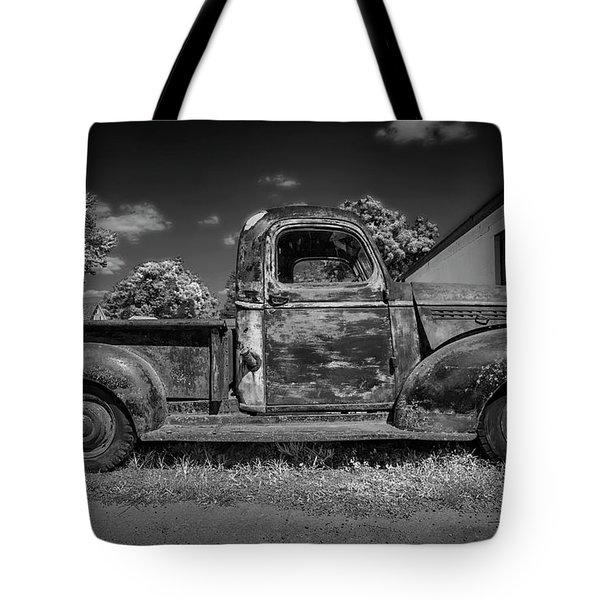 Work Truck Tote Bag