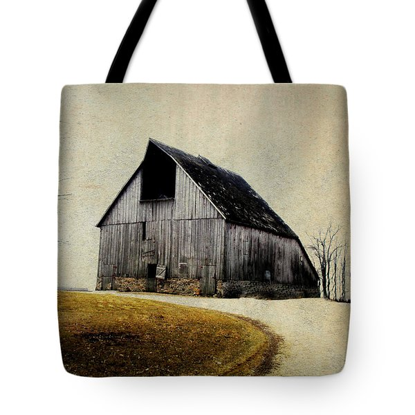 Work Wanted Tote Bag by Julie Hamilton