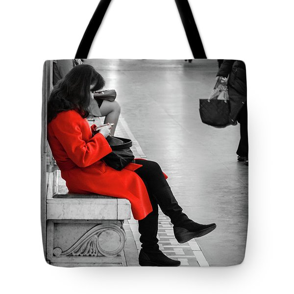 Working Girl Tote Bag