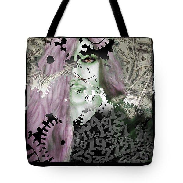 Working Girl Tote Bag