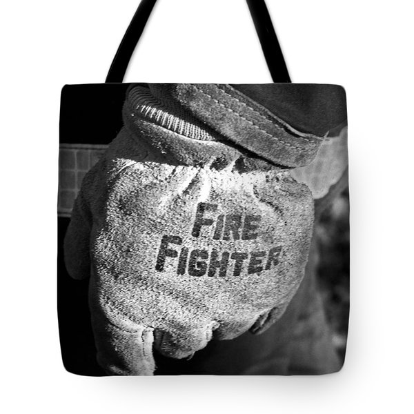 Working Gloves Tote Bag