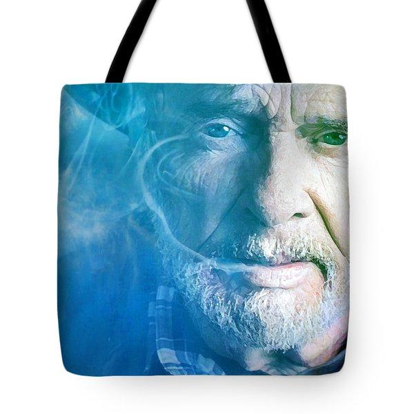 Working Man Blues Tote Bag