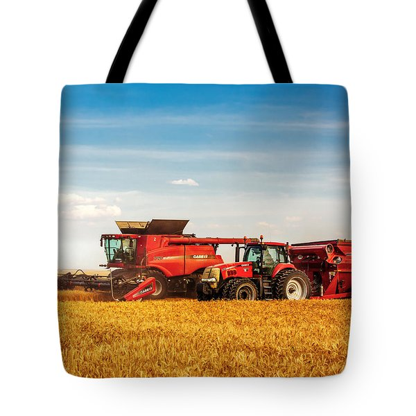 Working Side-by-side Tote Bag