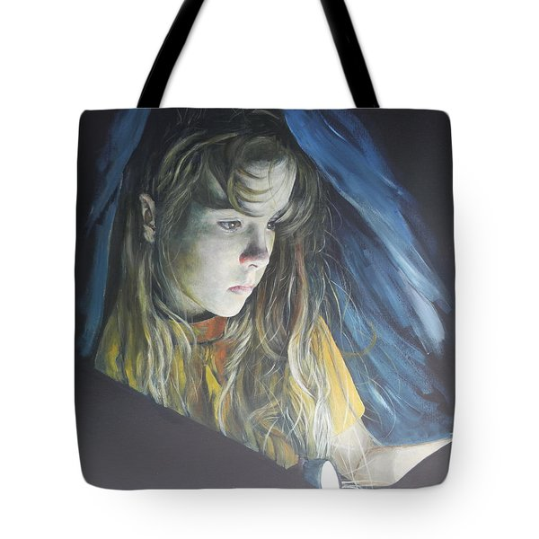 Working Undercover Tote Bag
