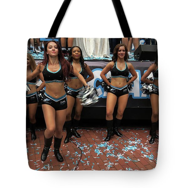 Tote Bag featuring the photograph World Champions Soul Philadelphia by Dorin Adrian Berbier