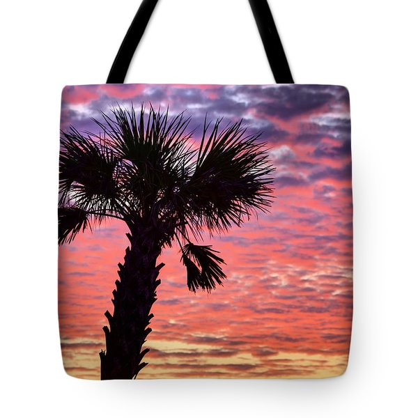 Tote Bag featuring the photograph World Famous Panama City Beach by JC Findley