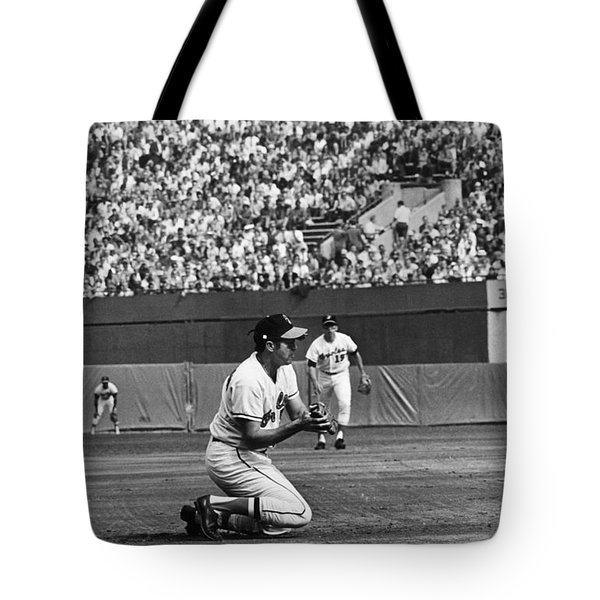 World Series, 1970 Tote Bag by Granger