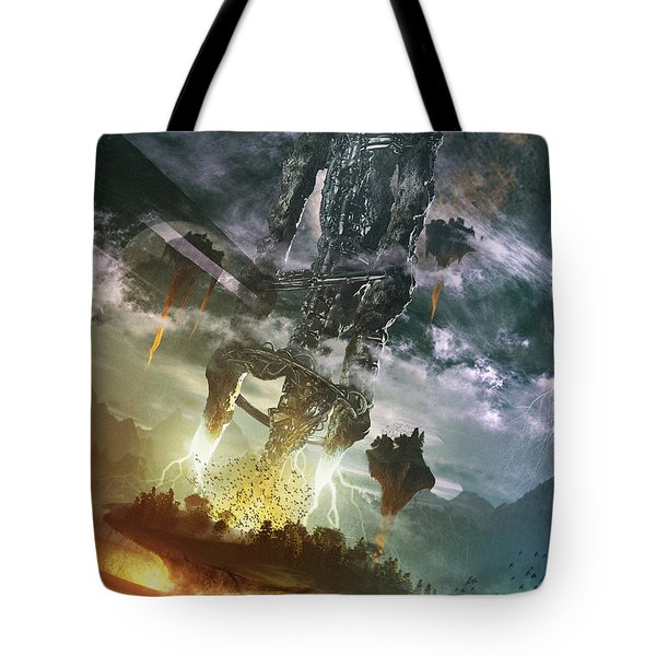 World Thief Tote Bag