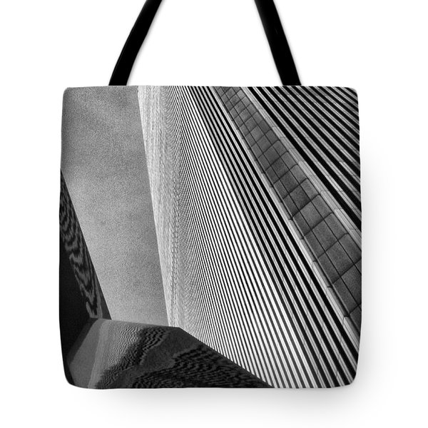 World Trade Center 1 Tote Bag by Jeff Breiman