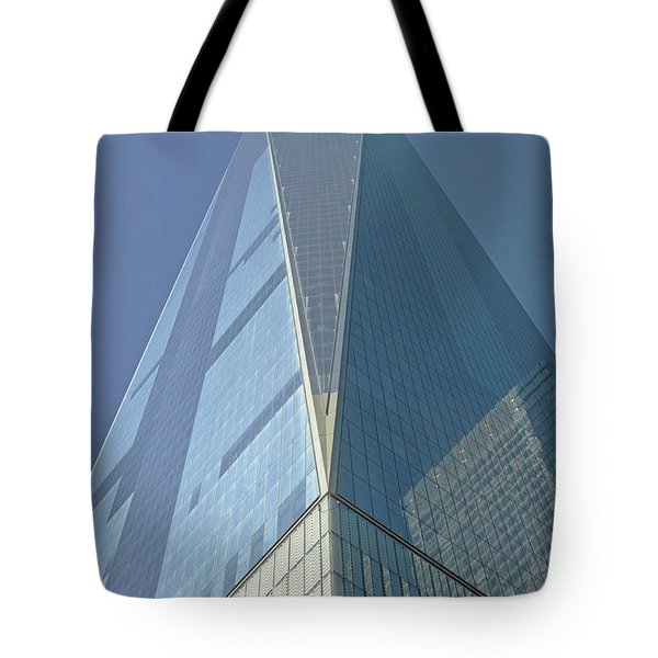 World Trade Center 2016 Tote Bag
