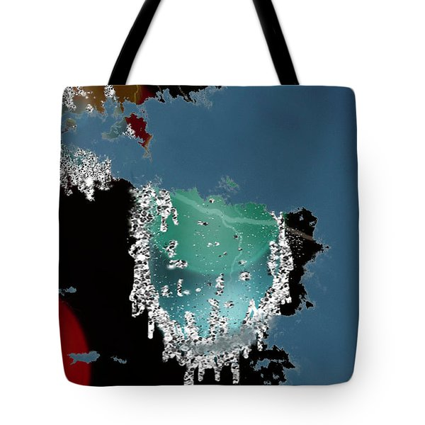 World Where Are You Tote Bag