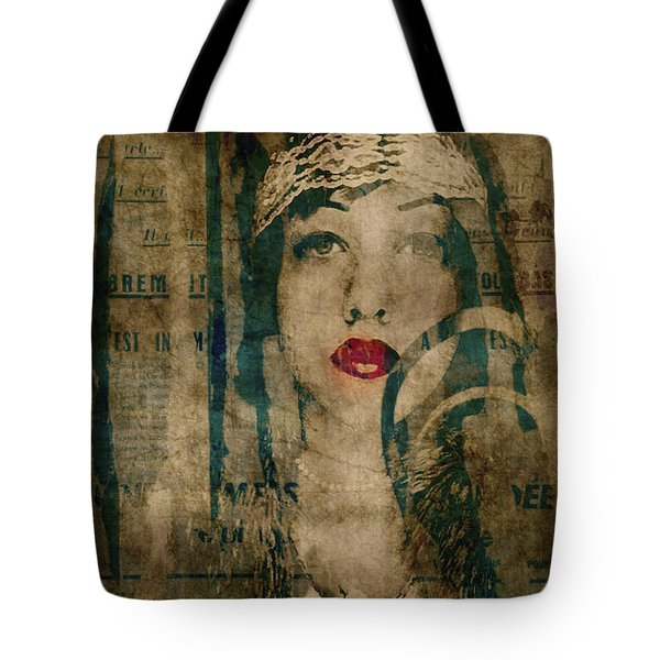 World Without Love  Tote Bag