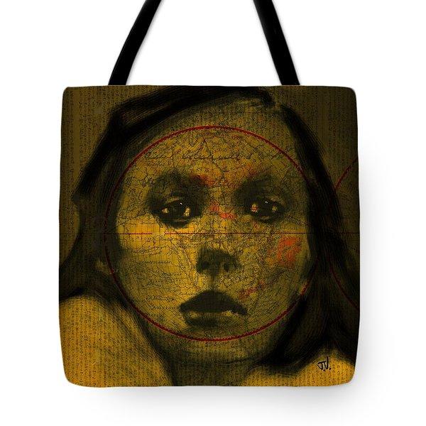 Worldly Tote Bag by Jim Vance