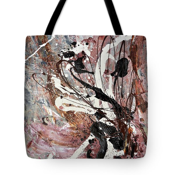 Worlds Away Tote Bag