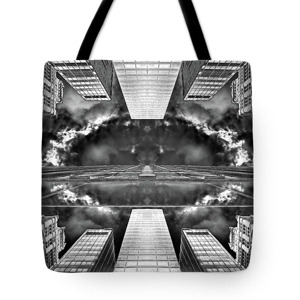 Worlds End  Tote Bag