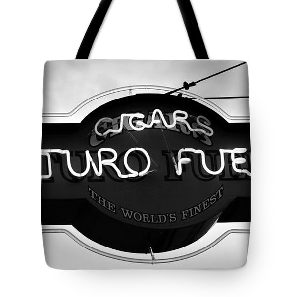 Worlds Finest Cigar Tote Bag
