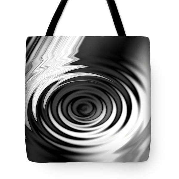Wormhold Abstract Tote Bag