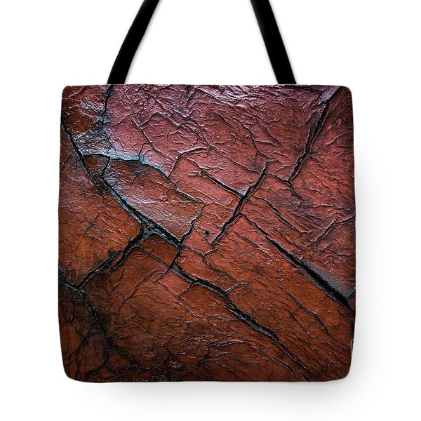 Worn And Weathered Tote Bag