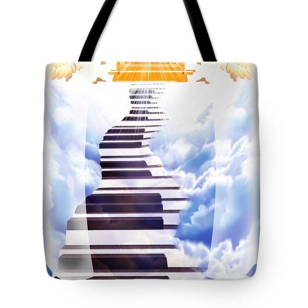 Worship Encounter Tote Bag