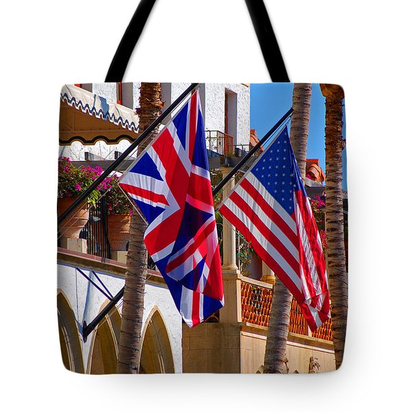 Worth Flags Tote Bag