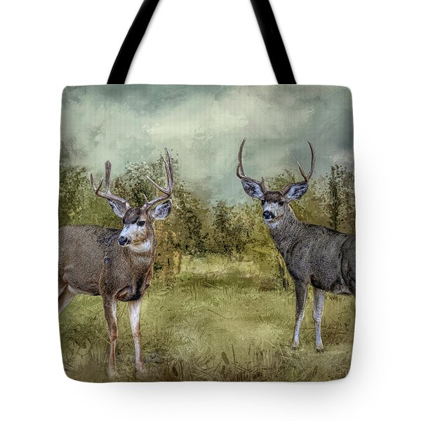 Worth Two Bucks Tote Bag
