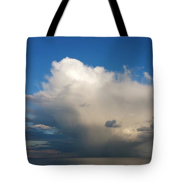 Worthing  Cloudscape1 Tote Bag