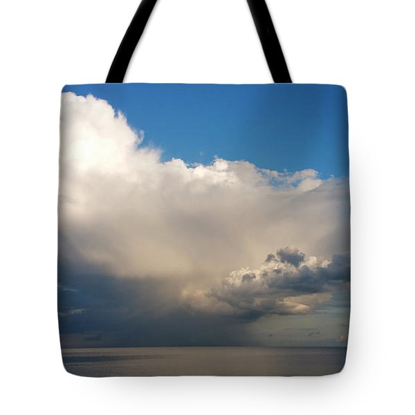 Worthing Cloudscape2 Tote Bag