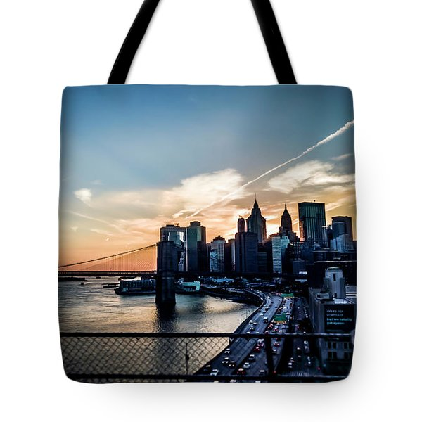 Would You Believe Tote Bag