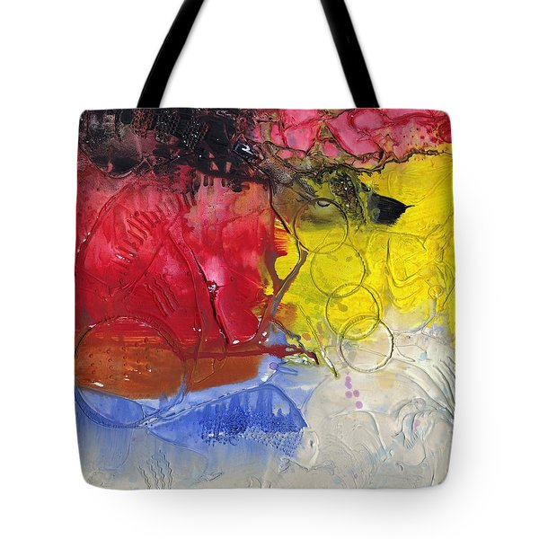 Wounded Tote Bag