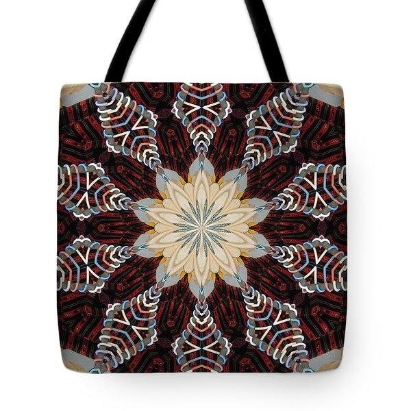 Woven Beauty Tote Bag