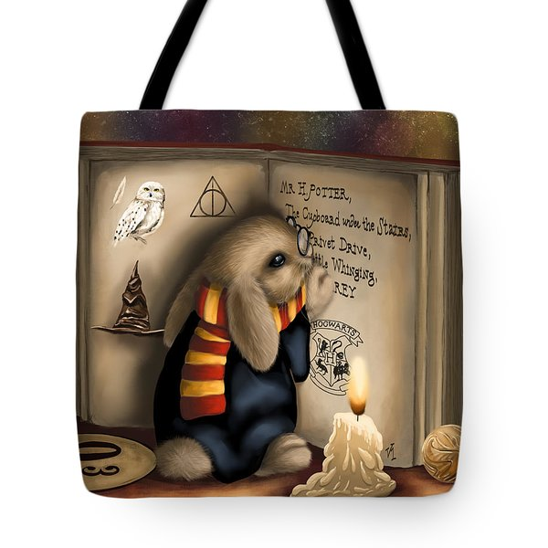 Wow I'm Harry Potter Tote Bag