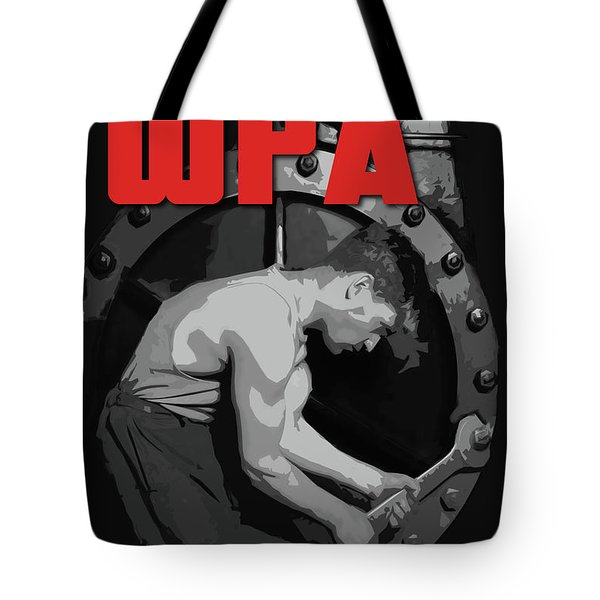 A New Deal For America Tote Bag