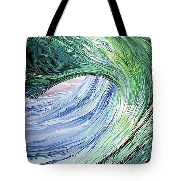 Wrap Around Tote Bag