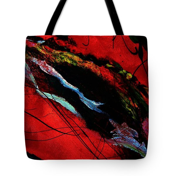 Wrap It Up Winter Tote Bag