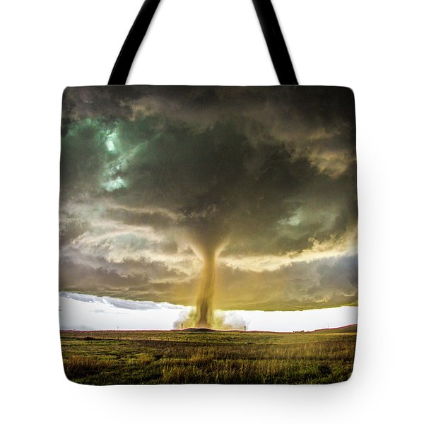 Wray Colorado Tornado 070 Tote Bag