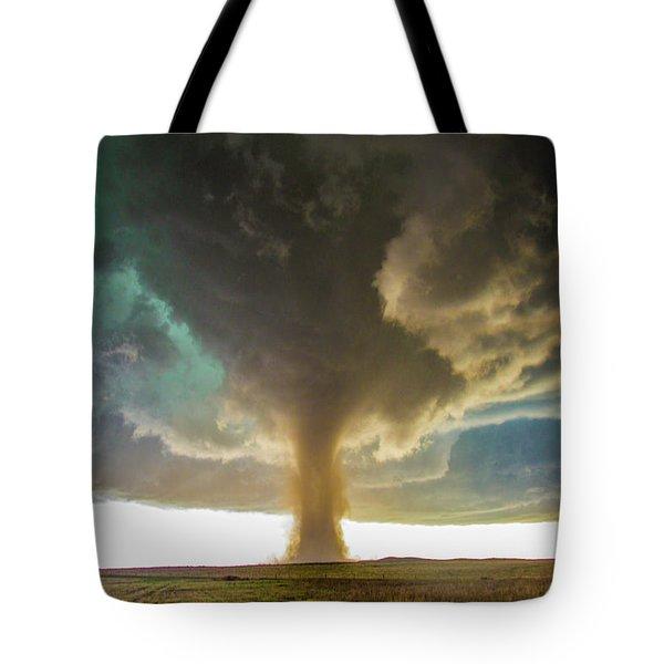 Wray Colorado Tornado 079 Tote Bag