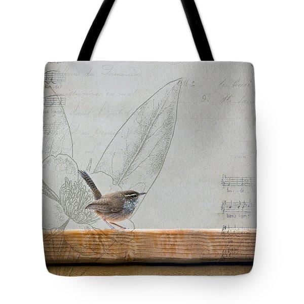 Wren 2 Tote Bag