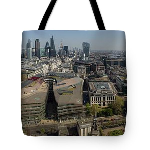 Wrens View Tote Bag