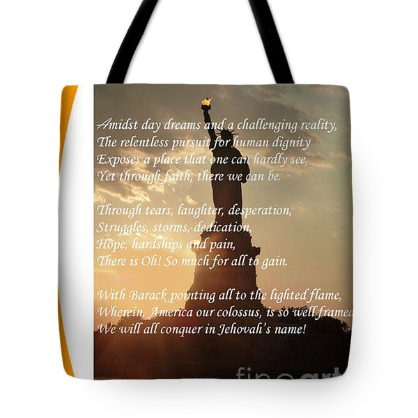 Writer, Artist, Phd. Tote Bag
