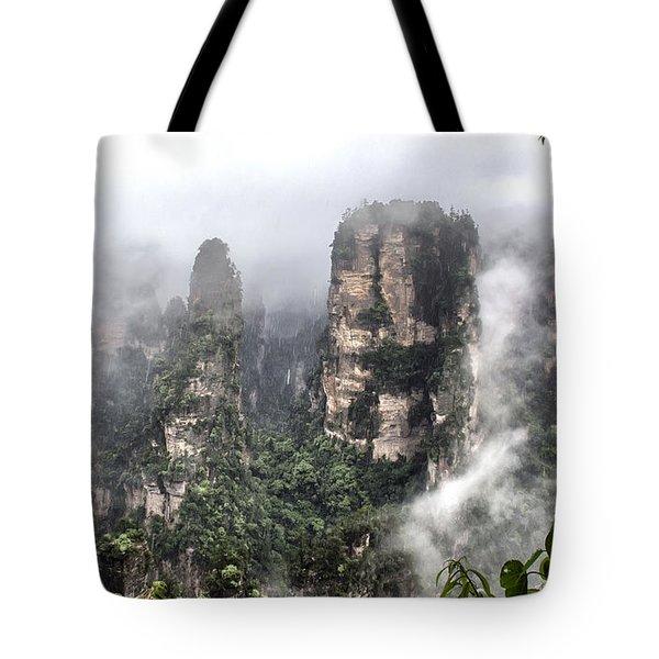 Wulingyuan #1 Tote Bag