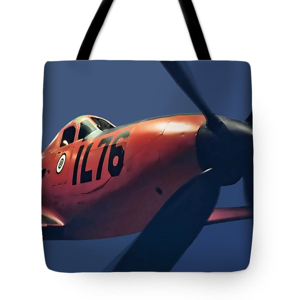 Wwii Warbird Tote Bag