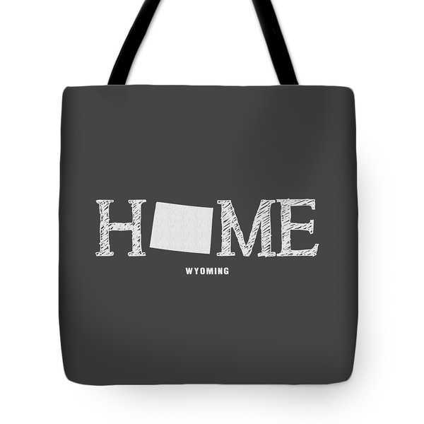 Wy Home Tote Bag