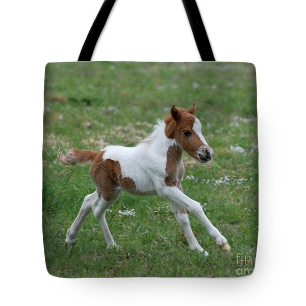 Wyatt Tote Bag by Amy Porter