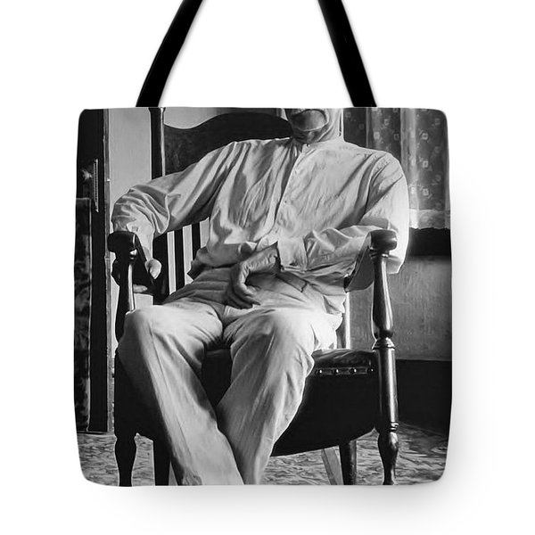 Wyatt Earp 1923 - Los Angeles Tote Bag