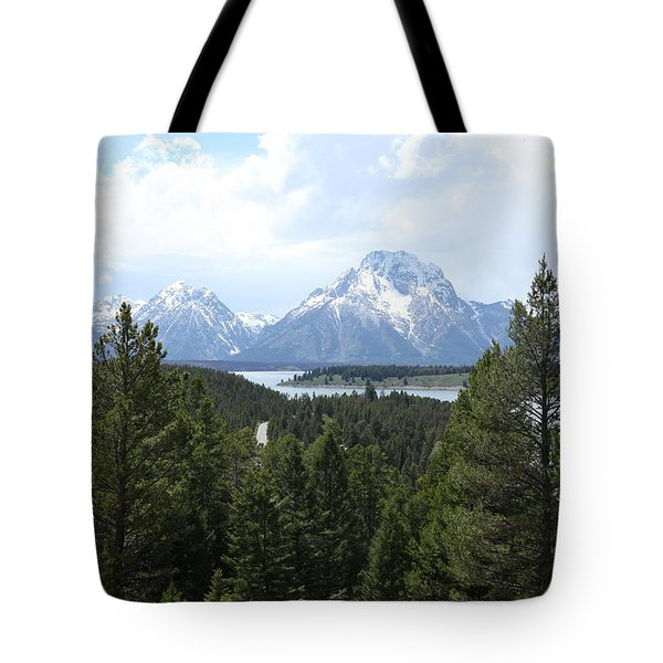 Wyoming 6490 Tote Bag