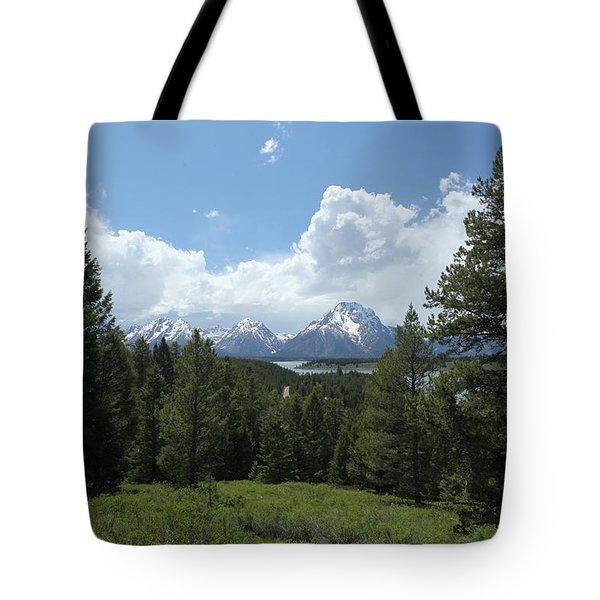 Wyoming 6500 Tote Bag