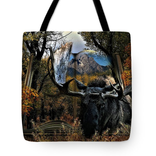 Wildlife Magazine Tote Bag
