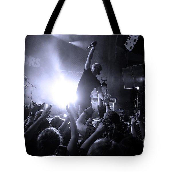 X Ambassadors Sam Harris Tote Bag