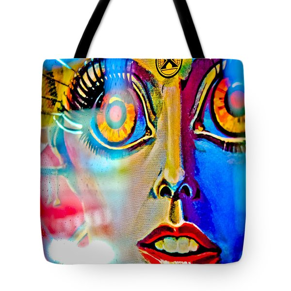 X Is For Xenon - Pinball Tote Bag